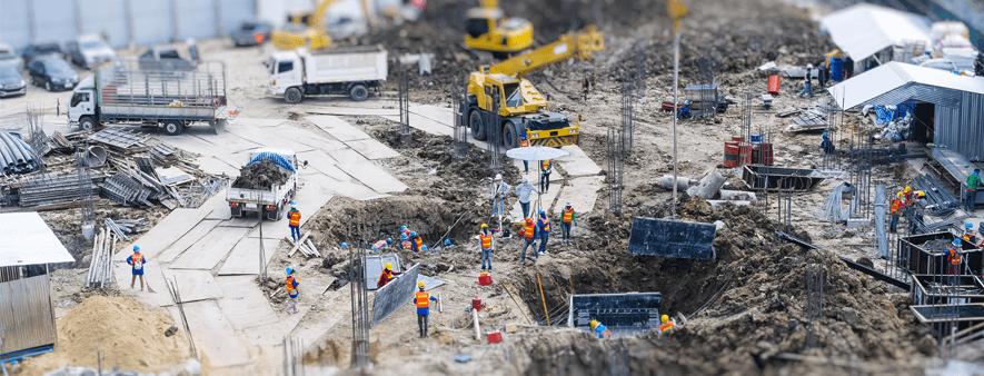 Como um software de gestão de construção civil pode aumentar a produtividade em canteiros de obras?