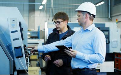 Engenheiros novos adentrando o mercado de trabalho