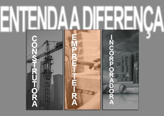 Construtora, empreiteira e incorporadora – Entenda a diferença
